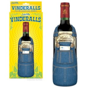 Bring a little class to your wine bottle
