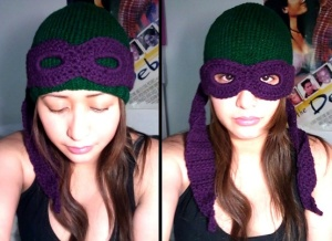 Teenage Mutant Ninja Turtle Beanie