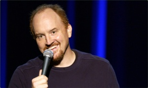 My pasty Mexican brother from another mother, Louis CK