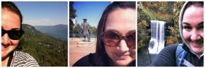 selfie, hiking, stevie ray vaughan, travel